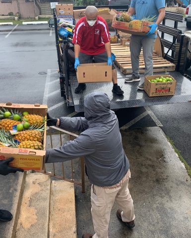 Nearly 14,000 Pounds of Locally Grown Produce Distributed to North Shore Families