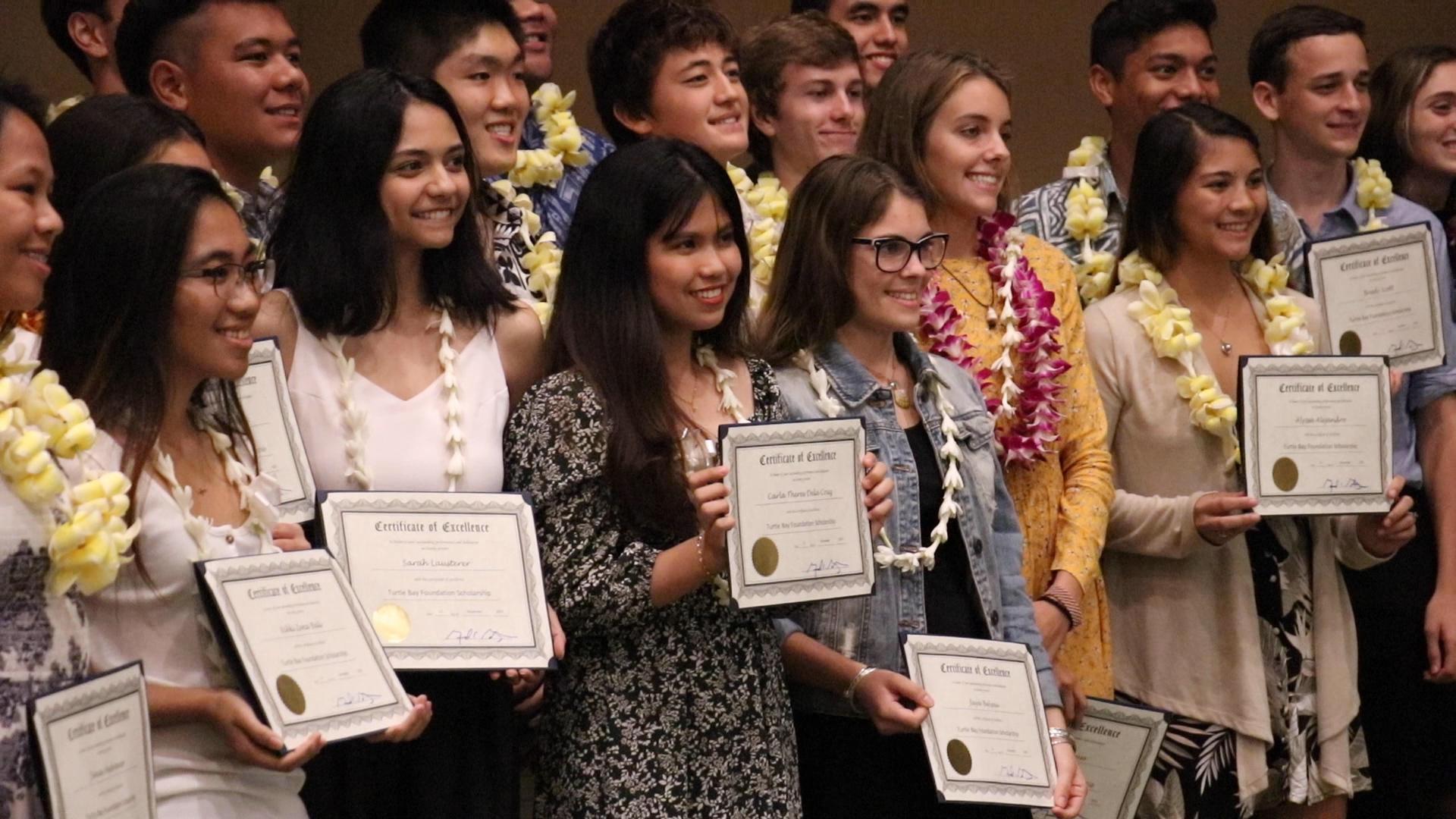 Turtle Bay Foundation Awards Ceremony still 4