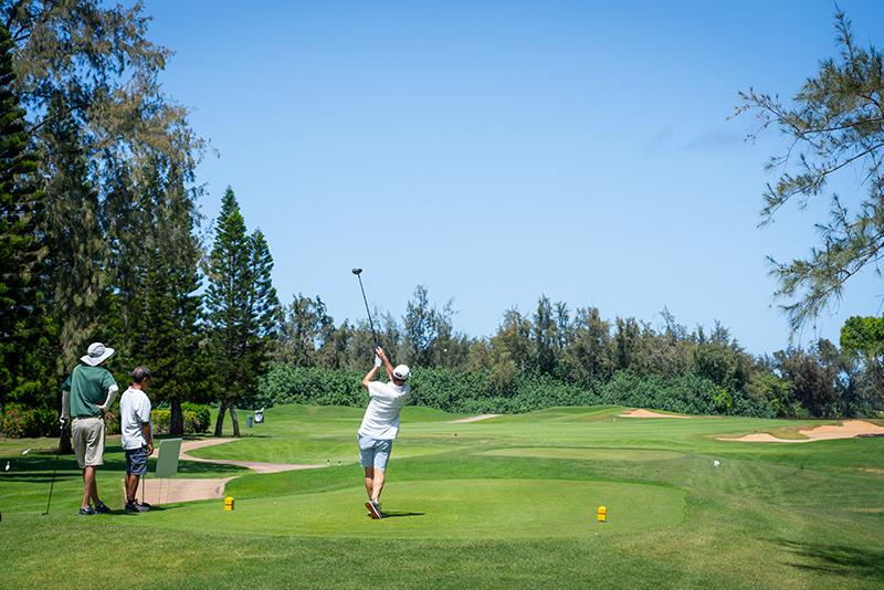 Turtle Bay Foundation Annual Golf Tournament 2