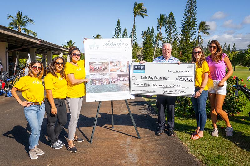 Turtle Bay Foundation Annual Golf Tournament 1